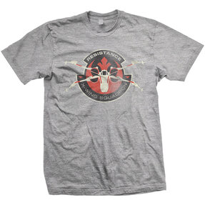 Tricou Star Wars Episode VII Resistance Distress