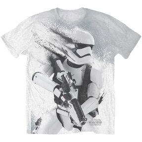 Tricou Star Wars Episode VII Storm Trooper
