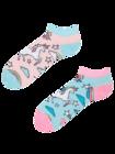 Ankle Socks Rainbow Unicorn