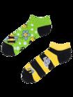 Vrolijke  enkelsokken Bijen