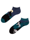 Ankle Socks Moon Wolf