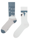 Warm Socks Polar Bear