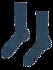 Calzini in cotone riciclato Jeans
