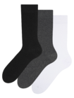 Recycled Cotton Socks 3-pack Classic