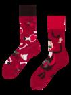 Vrolijke sokken Dracula