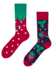 Regular Socks Happy Strawberries