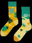 Lustige Socken Weinrebe