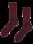 Бордо бамбукови чорапи Комфорт