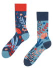 Bamboo Regular Socks Coral