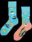 Vesele čarape – Akvarij
