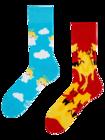 Regular Socks Angel & Devil