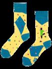 Vrolijke sokken Bouldering