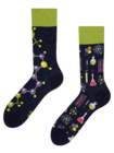 Chaussettes rigolotes Chimie