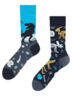 Chaussettes rigolotes Dinosaures