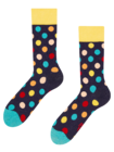 Regular Socks Colourful Dots