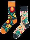 Vrolijke sokken Folk haan