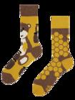 Vesele čarape Medvjed i med