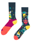 Chaussettes rigolotes Extraterrestres