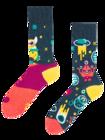 Lustige Socken Außerirdische