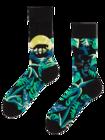 Regular Socks Night Panther