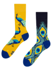 Regular Socks Peacock