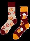 Lustige Socken Bier