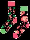 Șosete Vesele Flamingo