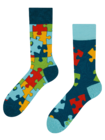Živahne nogavice Puzzle