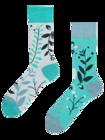 Vrolijke sokken Planten