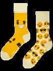 Lustige Socken Smileys