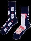 Regular Socks Good Night Llama
