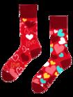 Vesele čarape Srculenca