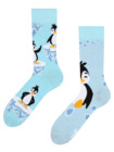 Regular Socks Happy Penguin