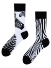 Regular Socks Zebra
