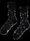 Calcetines alegres Signos del zodíaco