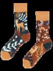 Vrolijke bamboe sokken Ree