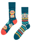 Regular Socks Wise Owl