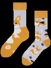 Veselé ponožky Pes Corgi