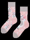 Весели чорапи Полярна мечка на кънки