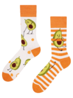 Regular Socks Funny Avocado
