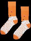 Warm Socks Fluffy Fox