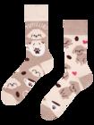 Vrolijke sokken Puppuccino