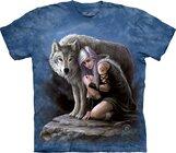 Farkas lány póló