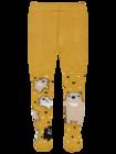 Collants rigolos pour enfants - Ours en peluche