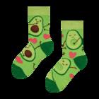 Весели детски чорапи Любов към авокадо