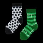 Kids' Socks Football