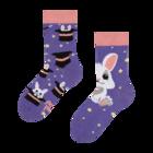Wesołe skarpetki dziecięce Magiczny królik