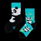 Calcetines infantiles alegres Panda