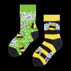 Chaussettes rigolotes pour enfants Abeilles