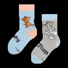 Chaussettes rigolotes enfant Tom et Jerry™ Trappe